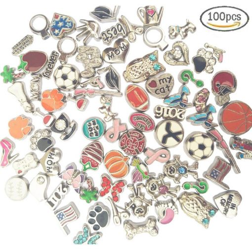 floating charms lot